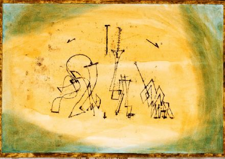 Klee, Paul: Abstract Trio. Fine Art Print/Poster (5014)